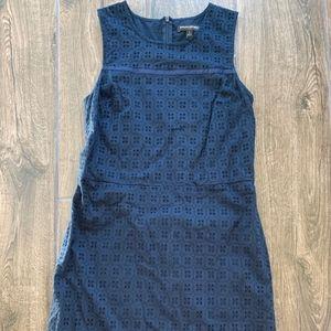 Sleeveless Banana Republic dress, size 6